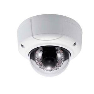 купольная ip камера видео наблюдения с ик-подсветкой Falcon Eye FE-IPC-HDBW3300