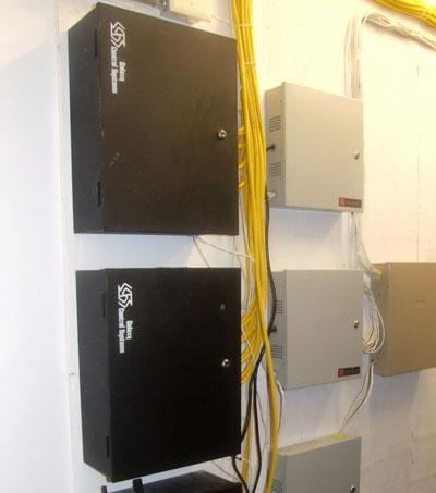 сервер ip видеонаблюдения