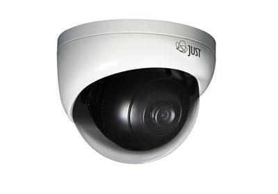 видеокамера с фиксированным объективом