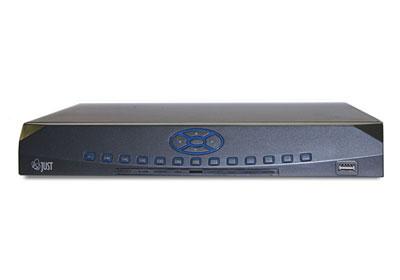 четырехканальный видеорегистратор JUST JR-B0404D