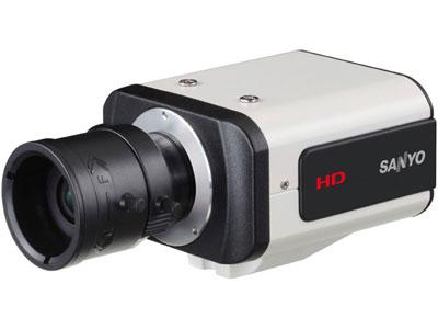 корпусная IP камера Sanyo