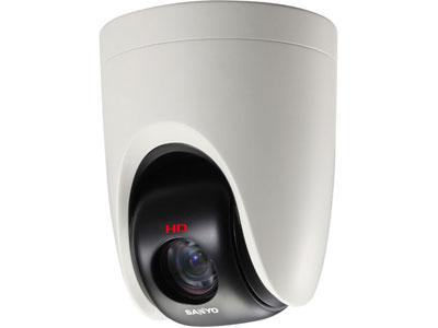 IP камера наблюдения Sanyo для помещений