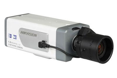 Камера Hikvision в корпусном исполнении