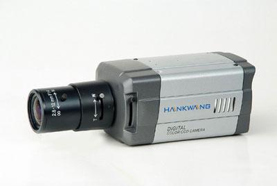 Видеокамера в корпусном исполнении