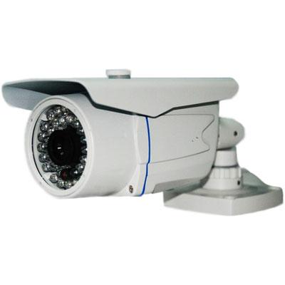 Уличная камера наблюдения с ик-подсветкой