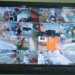 Установка видеонаблюдения в подъезде