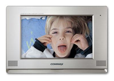 Commax с широким экраном