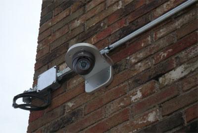 Камера для уличного видеонаблюдения