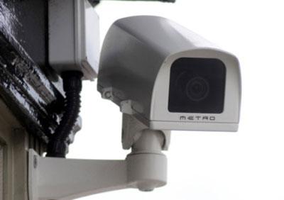 камера с поворотным механизмом
