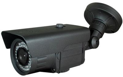 Уличная ip-камера с ик-подсветкой
