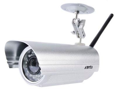 Камера наблюдения с ик-подсветкой и передачей по wi-fi