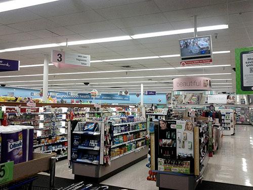 IP-камеры в магазине