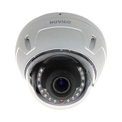 Антивандальная купольная мегапиксельная камера EC-2M-IV39P