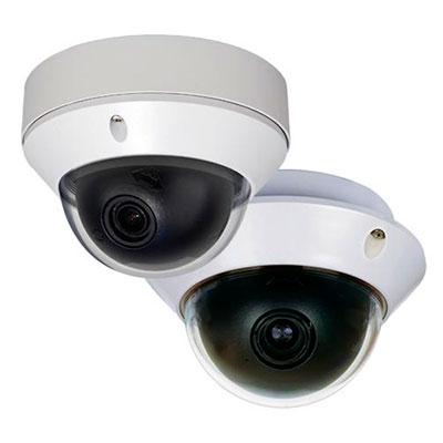 купольная камера видеонаблюдения NUVICO