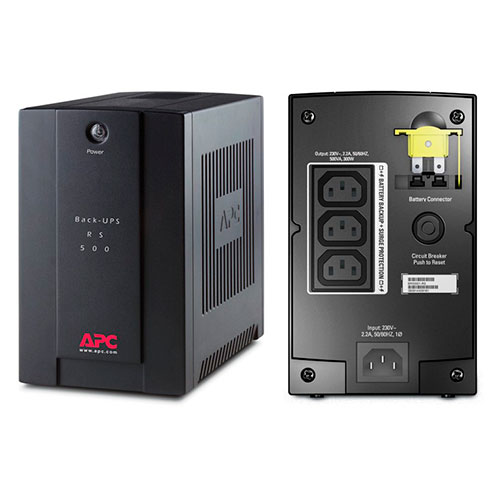 ИБП APC BR500CI-RS