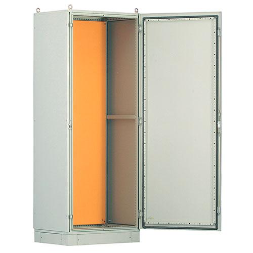 Шкафы электрические напольные